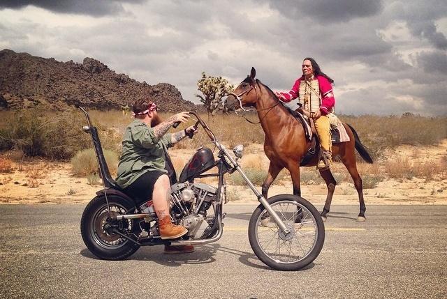 Action Bronson – Easy Rider (Video)