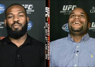 Hot mics catch Daniel Cormier & a Jon Jones Death Threat (Video)
