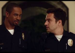 "Jake Johnson x Damon Wayans Jr. talk their new movie ""Let's Be Cops"""