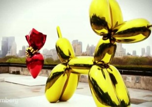 Find out how Jeff Koons sells his art for millions (Video)