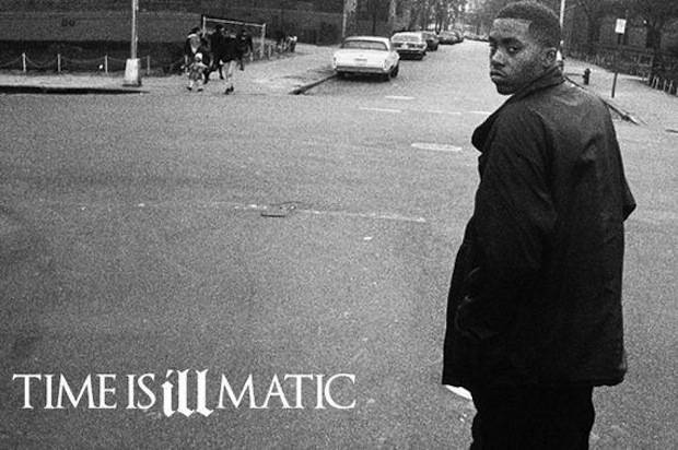 Nas: Time Is Illmatic Official Trailer