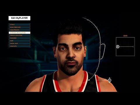 NBA 2K15 – Face Scan Instructional Demo