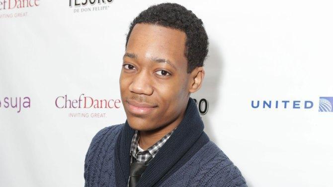The Walking Dead has added new cast member Tyler James Williams