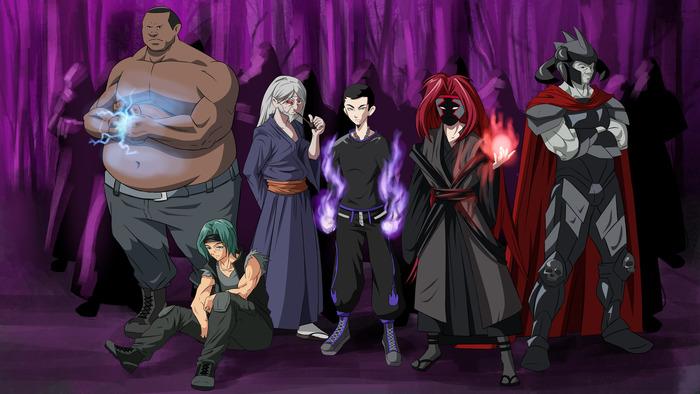 Bloodline – The Animated Series (Kickstarter)