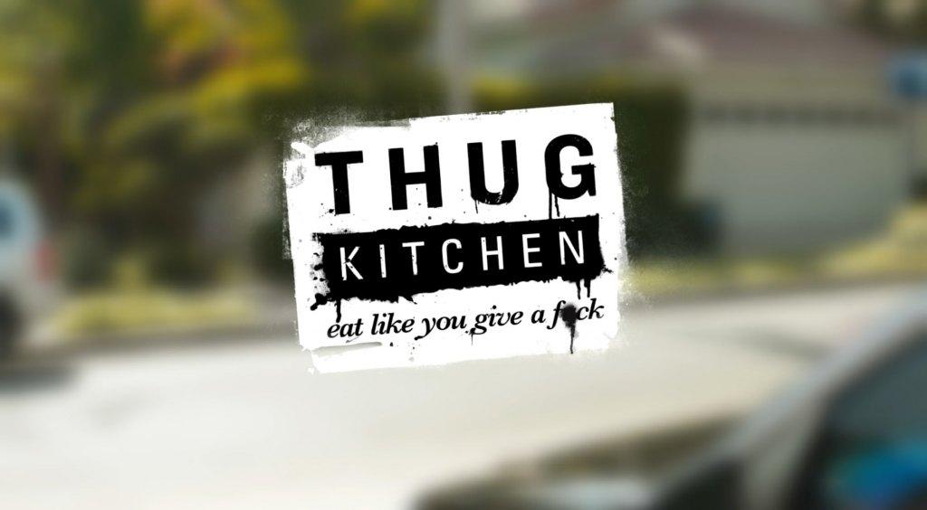 The Thug Kitchen Cookbook Trailer