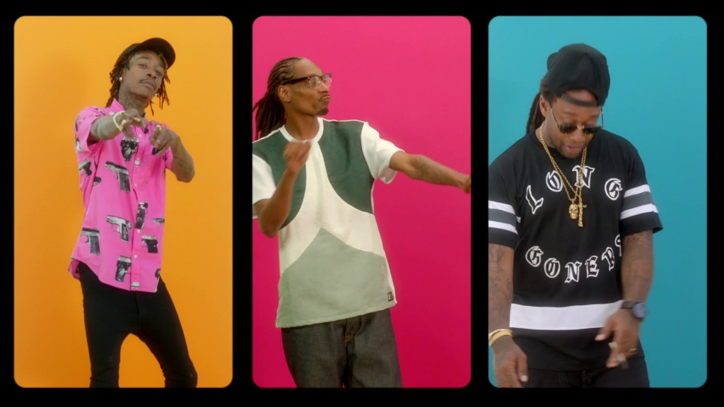 Wiz Khalifa ft. Ty Dolla $ign & Snoop Dogg – You and Your Friends (Video)
