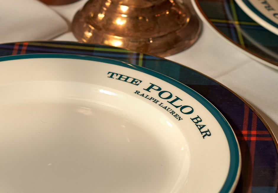 Ralph Lauren opens the Polo Bar for business