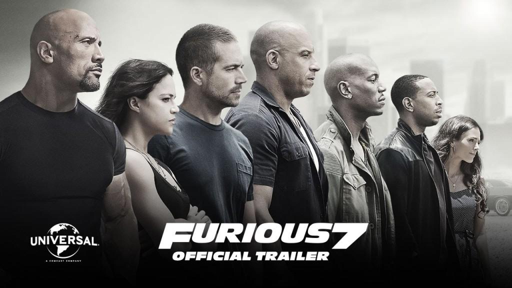Furious 7 Official Trailer #2