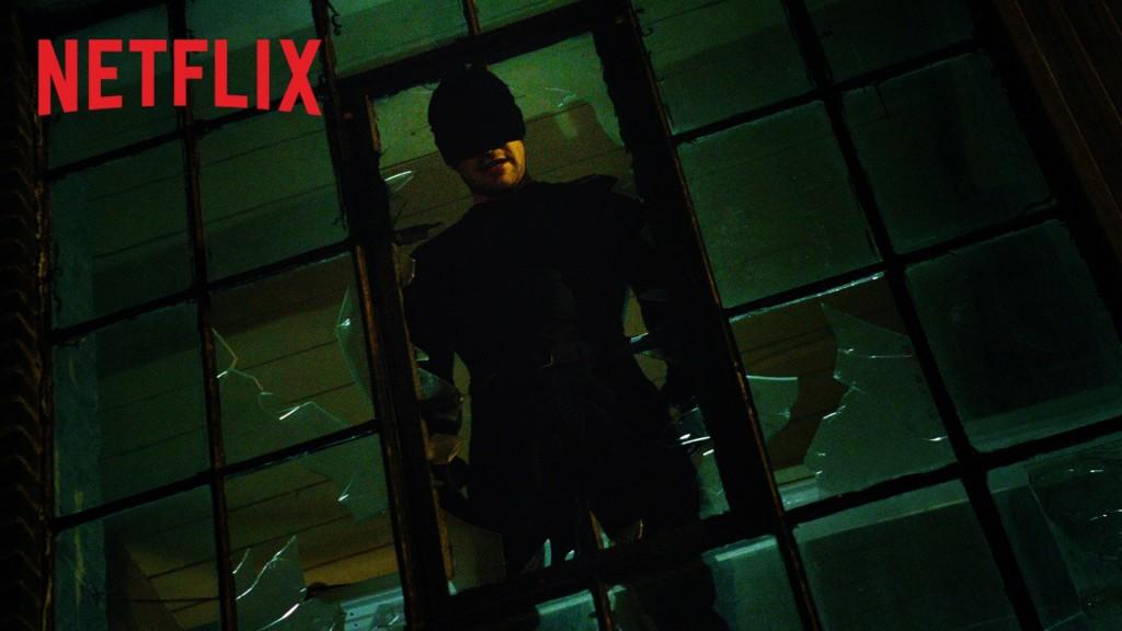 Marvel's Daredevil Teaser Trailer