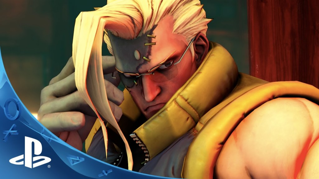 Street Fighter V – Nash Reveal Trailer