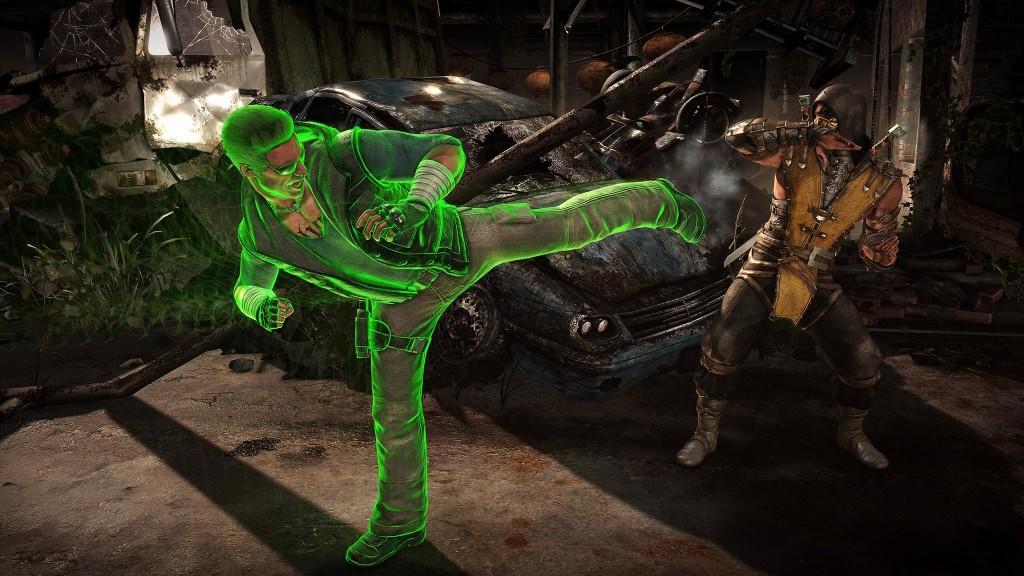 Mortal Kombat X – Cage Family x Jason Voorhees Reveal