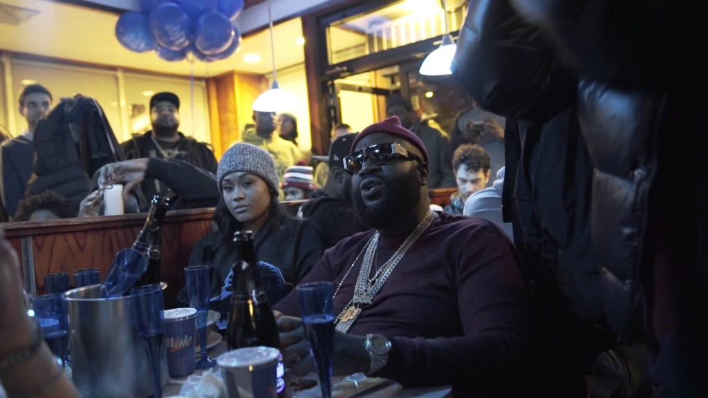 Wale – The Album About Nothing Listening Event (Video)
