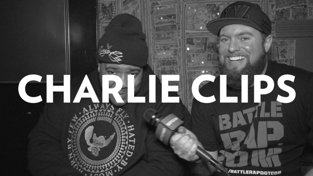 """Charlie Clips accepts the """"Battler of the Year"""" Award (Video)"""