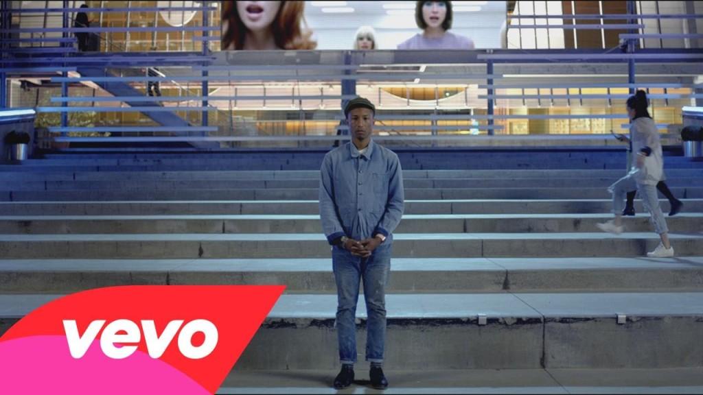 Pharrell – Freedom (Video)