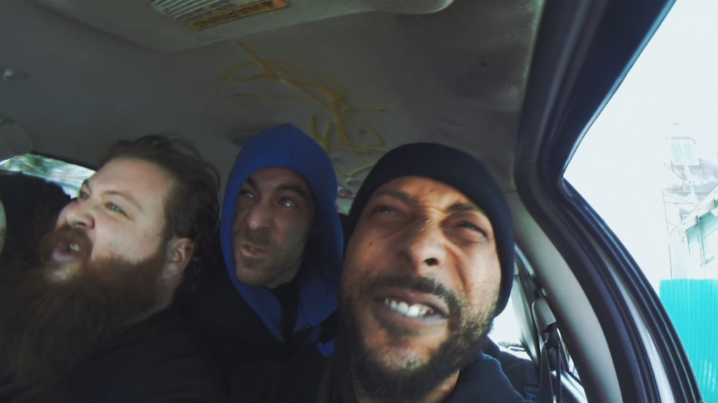 The Alchemist + Oh No ft. Action Bronson – Driving Gloves (Video)