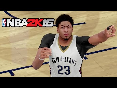 Anthony Davis: The Rise – NBA 2K16 (Video)