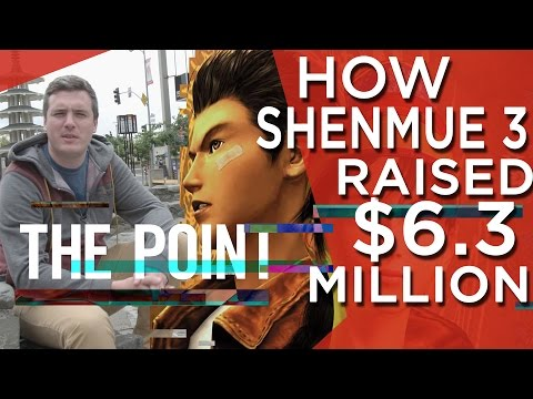 How Did Shenmue 3 Raise $6.3 Million? (Video)