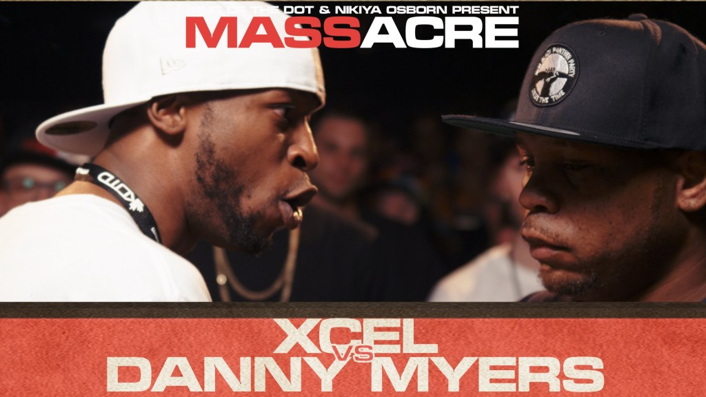 Rap Battle – Xcel vs Danny Myers