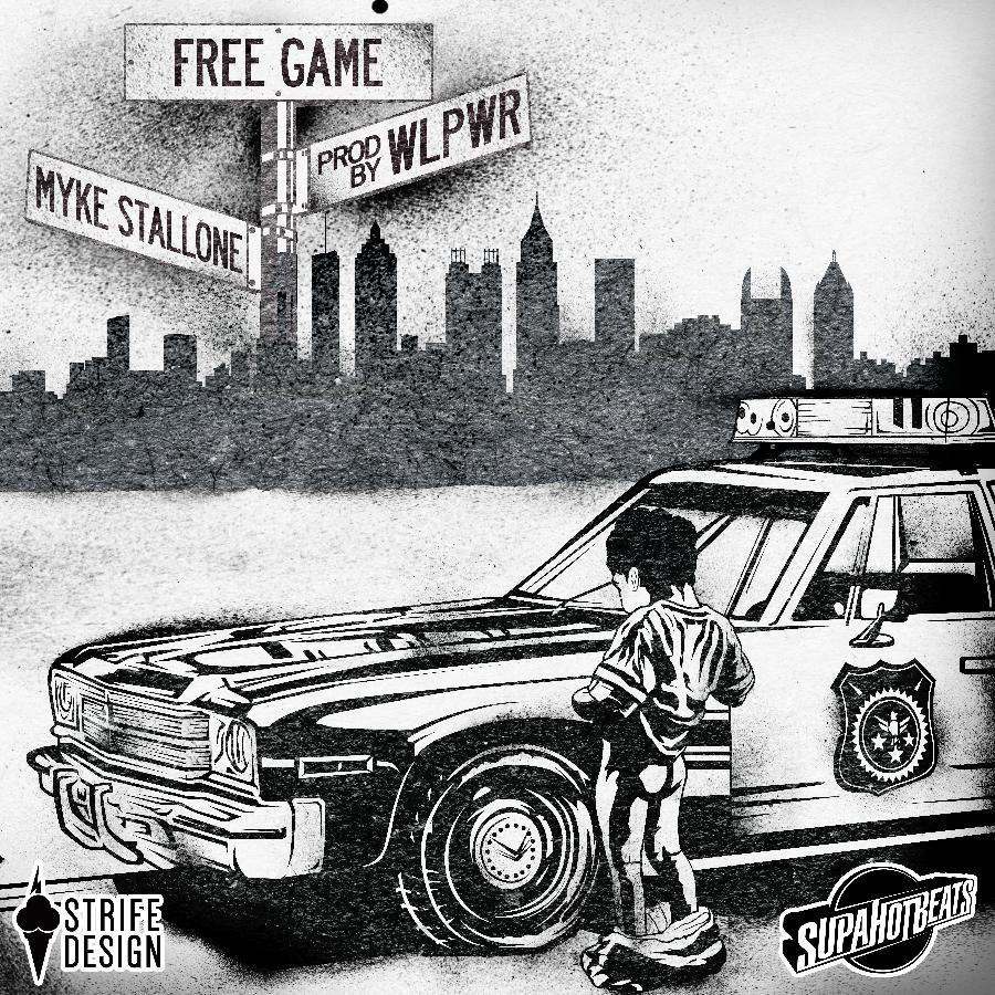 WLPWR x MykeStallone – Free Game (Mixtape)