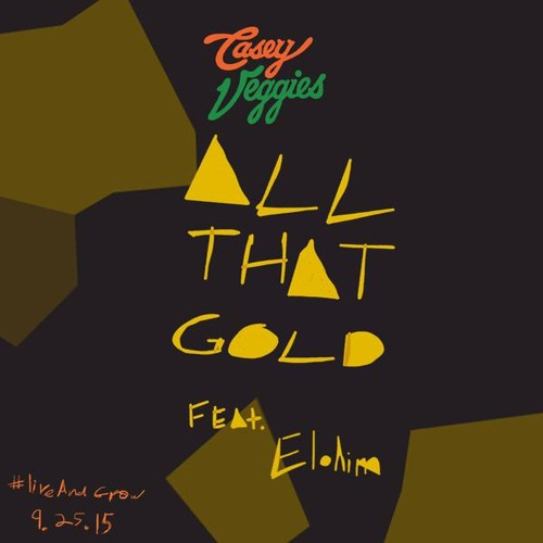 Casey Veggies ft. Elohim – All That Gold (Audio)