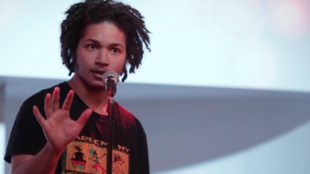 Gabriel Ramirez – On Realizing I Am Black (Spoken Word)