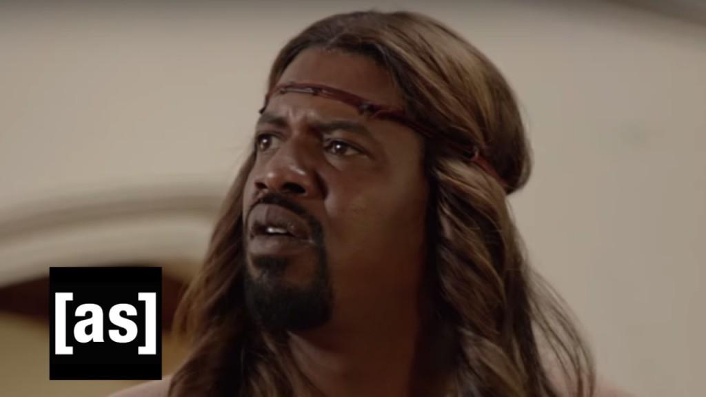 Jesus vs. Church of Compton   Black Jesus