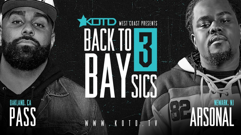 Rap Battle – Arsonal vs Pass | #B2B3 (Video)