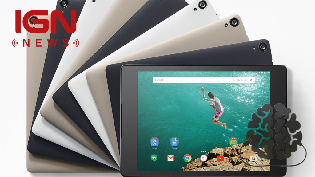Scientists Successfully Connect Brain to Android Tablet (Video)