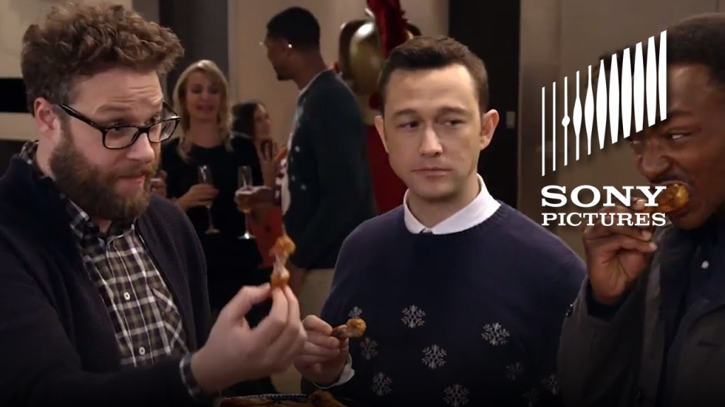 The Night Before – ESPN Holiday Party (ft. Seth Rogen & Anthony Mackie)
