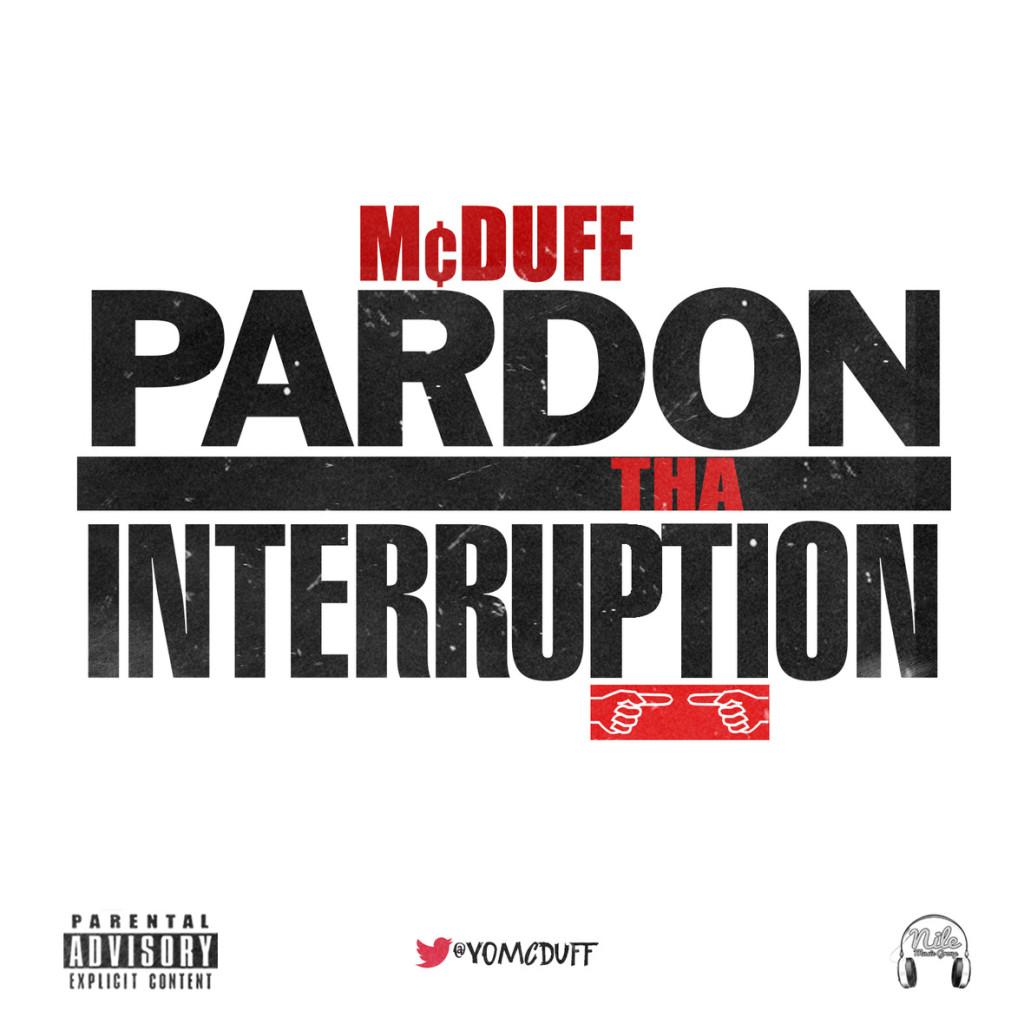 McDuff – Pardon Tha Interruption (EP)