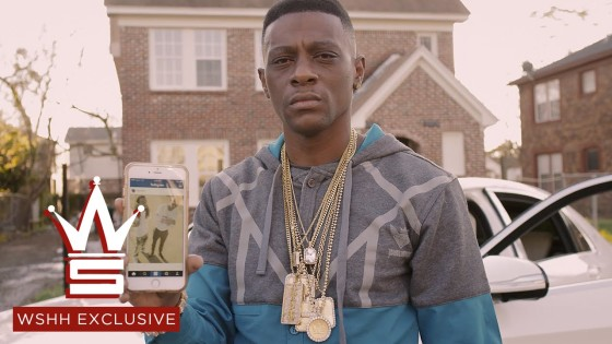 Boosie Badazz ft. Slim Thug – Wanna B Heard (Video)