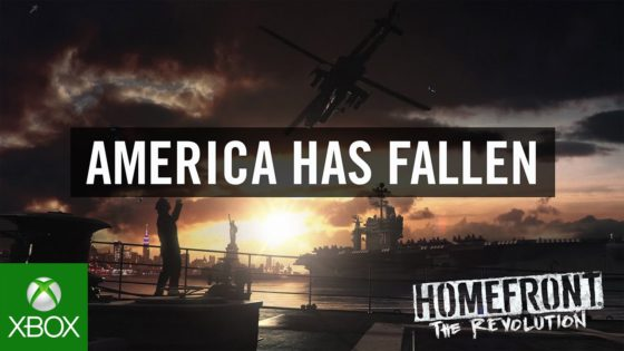 Homefront: The Revolution 'America Has Fallen' Trailer