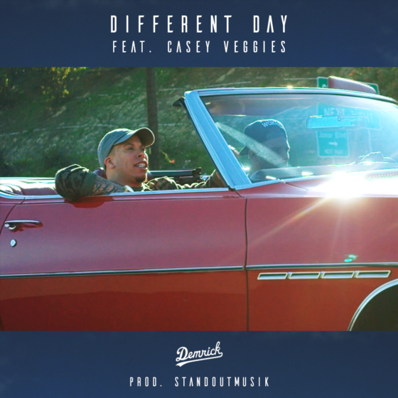 "Demrick & Casey Veggies Enjoy Life On ""Different Day"""