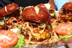 NJ Man Wins New York Bull Burger Battle, Trip to World Food Championships