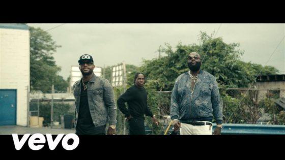 Royce 5'9 ft. Pusha T & Rick Ross – Layers (Video)