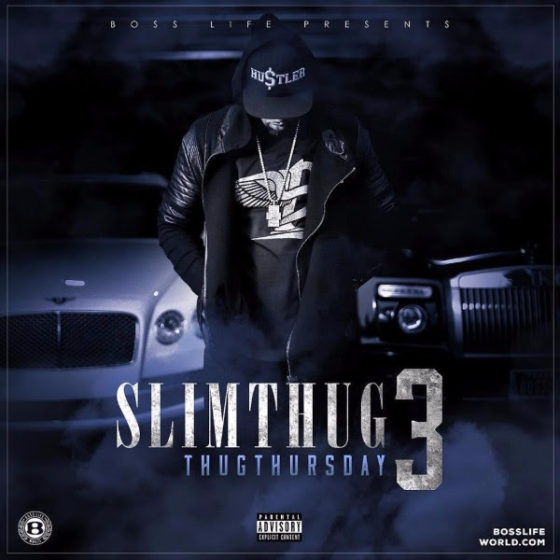 It's Thug Thursday and Errbody Celebratin' #TT3, New Slim Thug Mixtape