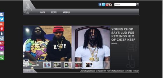 5 Chicago Hip Hop Blogs You Should Check Out