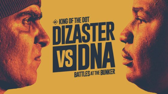 Rap Battle – Dizaster vs DNA II (Video)