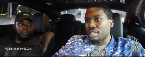 "Meek Mill links with Taxstone to talk Drake's ""Back To Back"" diss, The Game beef, Beanie Sigel & More"