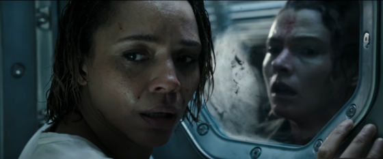 New Trailer Alert: Alien Covenant starring Michael Fassbender