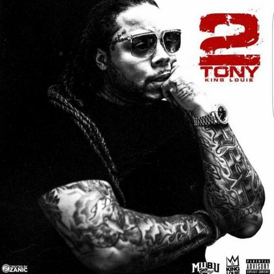 New mixtape from Chicago's King Louie: Tony 2
