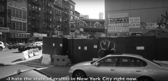 Graffiti Bombing with Zexor – Summer in New York Pt. 5 (Video)