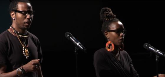"Spoken Word: Akeem Olaj & FreeQuency – ""Keep On Token"" (Southern Fried)"