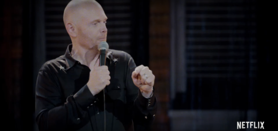 Bill Burr's new standup special 'Walk Your Way Out' is coming to Netflix