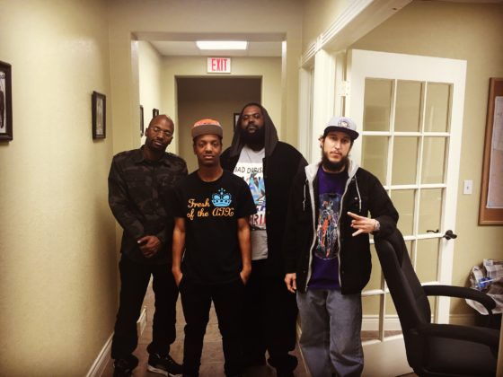 EP 047: So We Meet Again ft. Confucius Jones & Fresh Knight (Podcast)