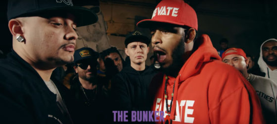 Watch this Rap Battle between B Dot vs Cortez