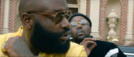 Watch Smoke Dza x Pete Rock in the video for 'Black Superhero Car' ft. Rick Ross