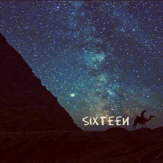 Listen to Los Angeles producer Brandon Cordoba's album 'sixteen'