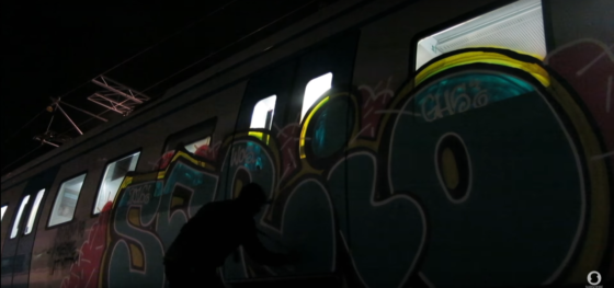 Watch episode 6 of Spray Daily's 'Runners' featuring Graffiti artist Serio