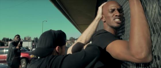 Watch East Oakland rapper Int'l Hay Sus' video 'Black Panther Rebels' ft. Lil Dev